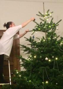 Weihnachtsbaum-Traum; Weihnachtsbaum Traum; Hannover